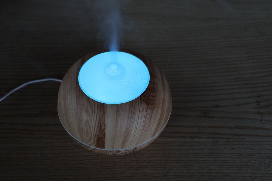 Aroma Diffuser Standort im Raum