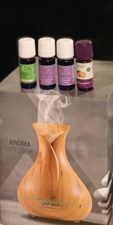 Set Aroma Öl
