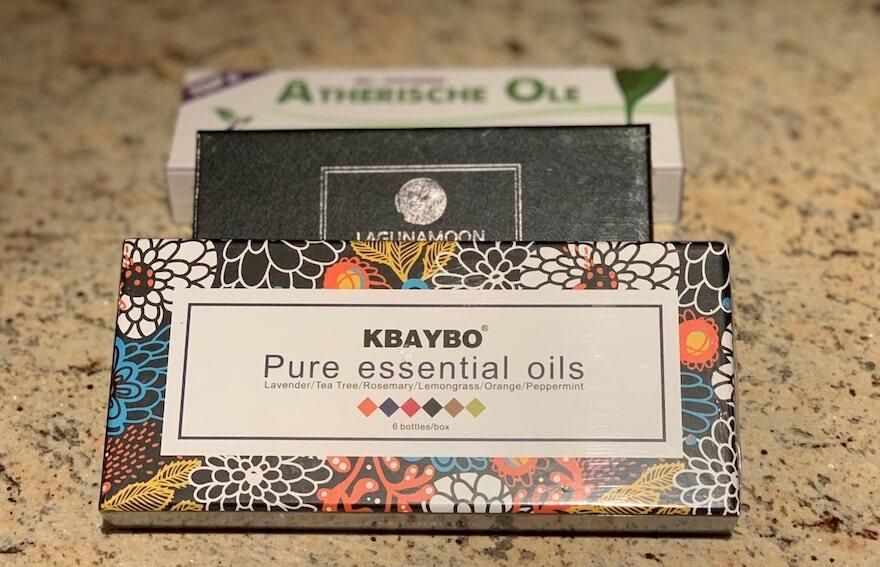 Aroma Öl Set